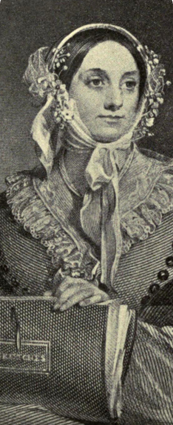 Elizabeth Goodwell, an American Cook in Philadelphia, who wrote down the first Lemon Pie recipe in 1806.