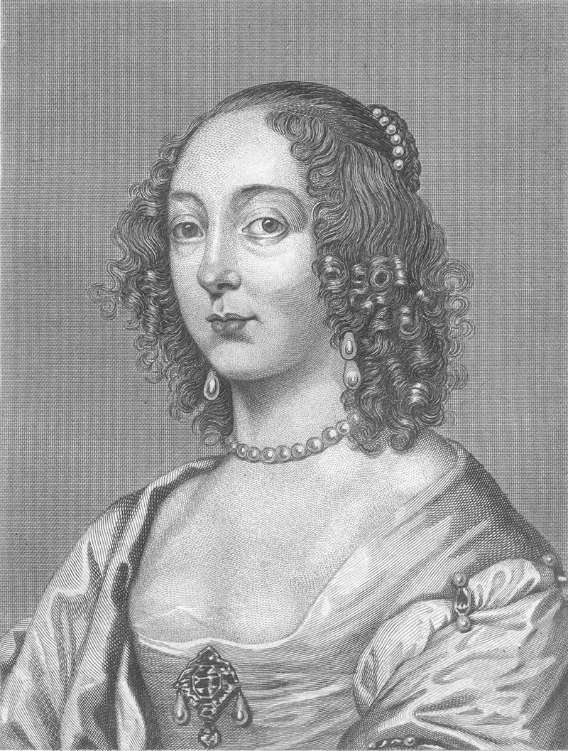 Lady Rachael Fane.